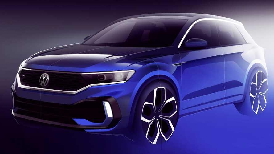 Volkswagen T-Roc R: nuevo anticipo oficial