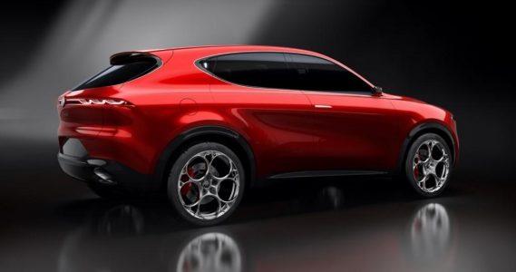Alfa Romeo Tonale Concept: Un anticipo de SUV híbrido y enchufable