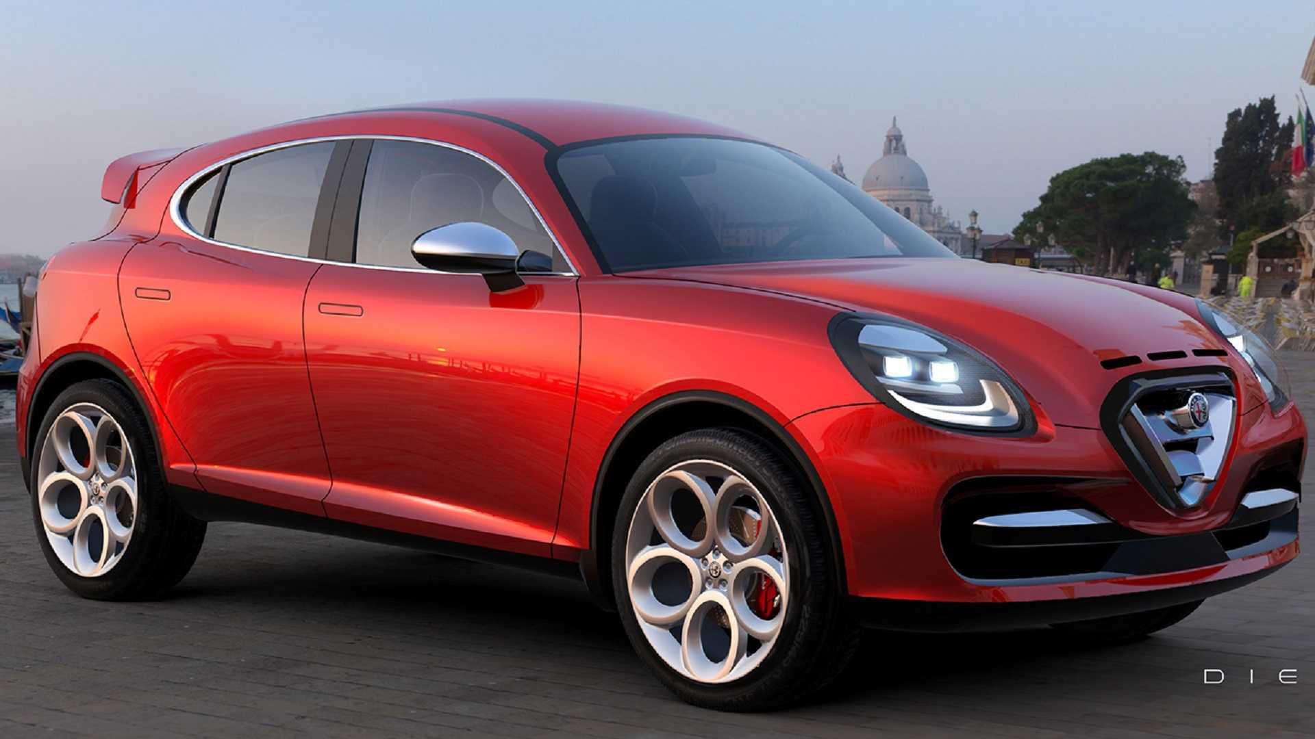 Así será el pequeño crossover de Alfa Romeo, ¡nueva información!