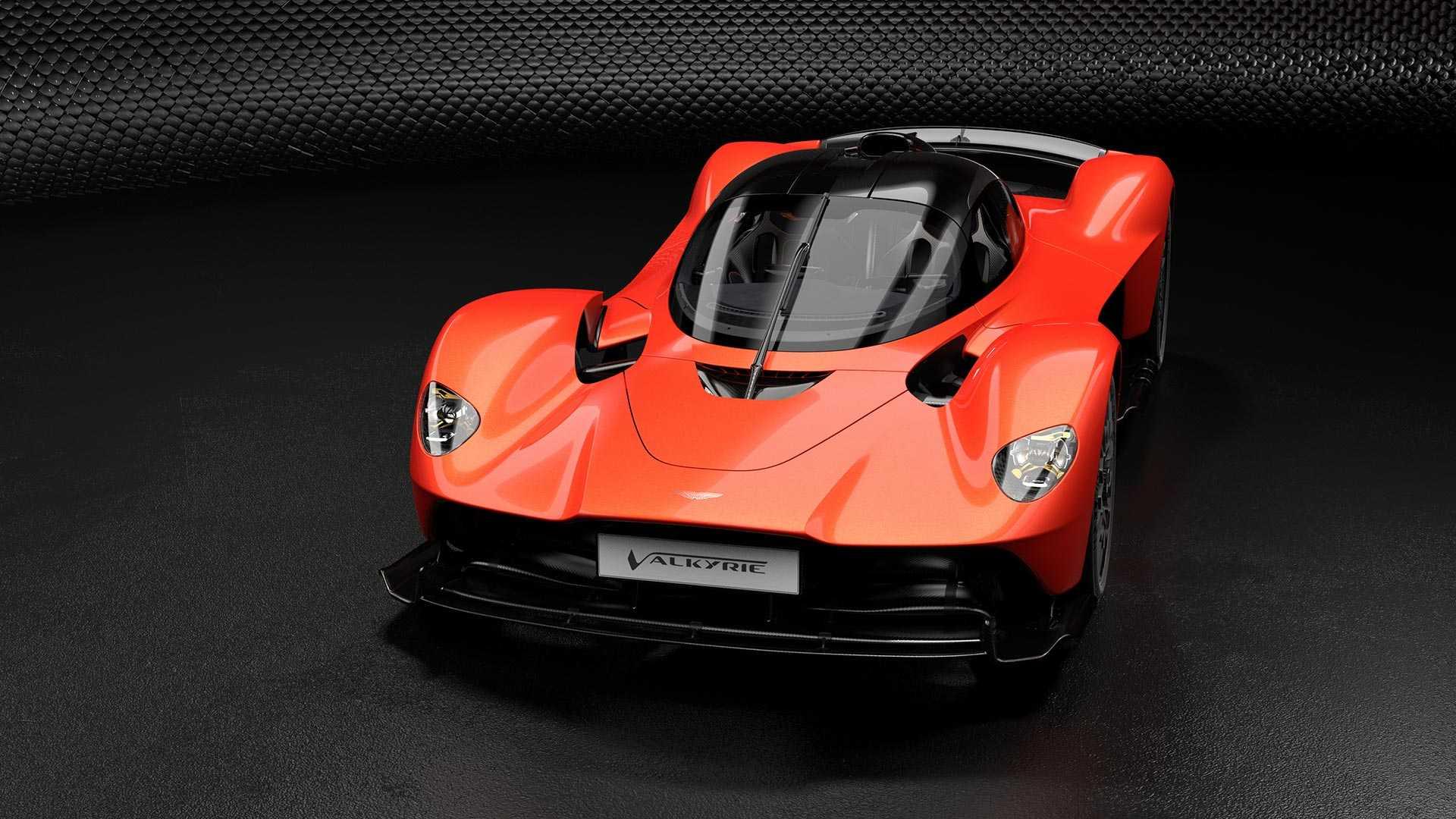 Aston Martin Valkyrie: nuevas cifras oficiales, ¡menuda bestia!
