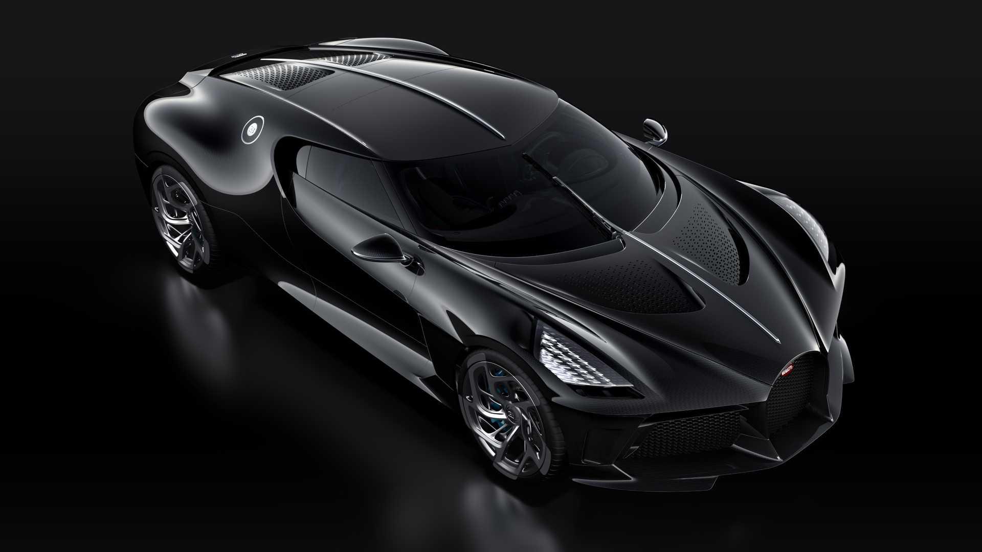 Bugatti está preparando algo grande: ¡prepárate para lo que está por venir!