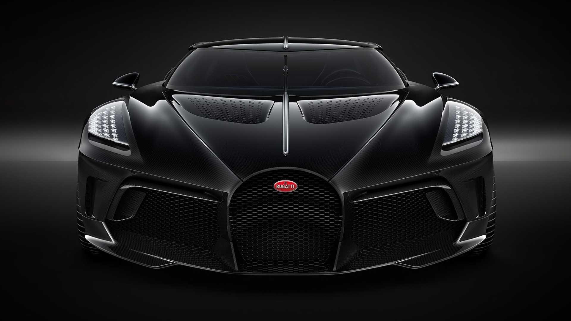 Bugatti ya piensa en un superdeportivo eléctrico: primeros datos