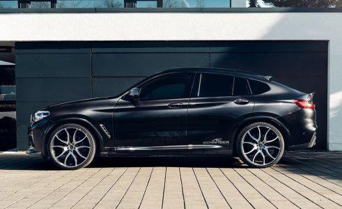 El BMW X4 de AC Schnitzer ha pasado por el gimnasio y este es el resultado