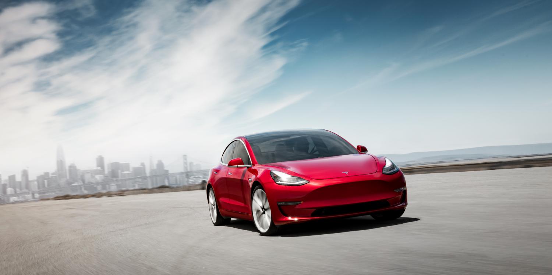 El eléctrico más vendido en Europa en Febrero ha sido el Tesla Model 3