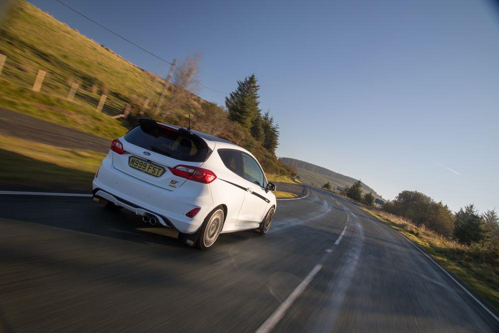 El Ford Fiesta ST de Mountune añade 25 CV gracias a una admisión y una app de smartphone
