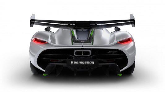 El Koenigsegg Jesko llega con 1.600 CV y 482 km/h de velocidad máxima