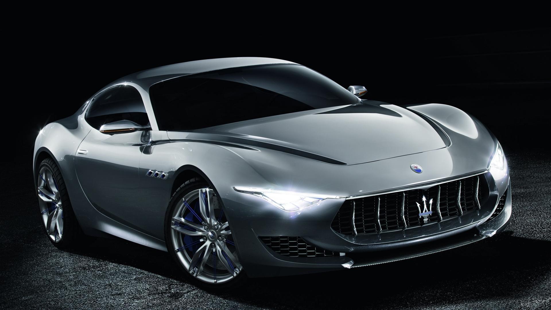 El Maserati Alfieri llegará en 2020: más detalles de las motorizaciones