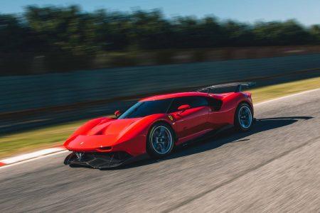 Ferrari P80/C: Así es el último one-off que ha necesitado cuatro años de desarrollo