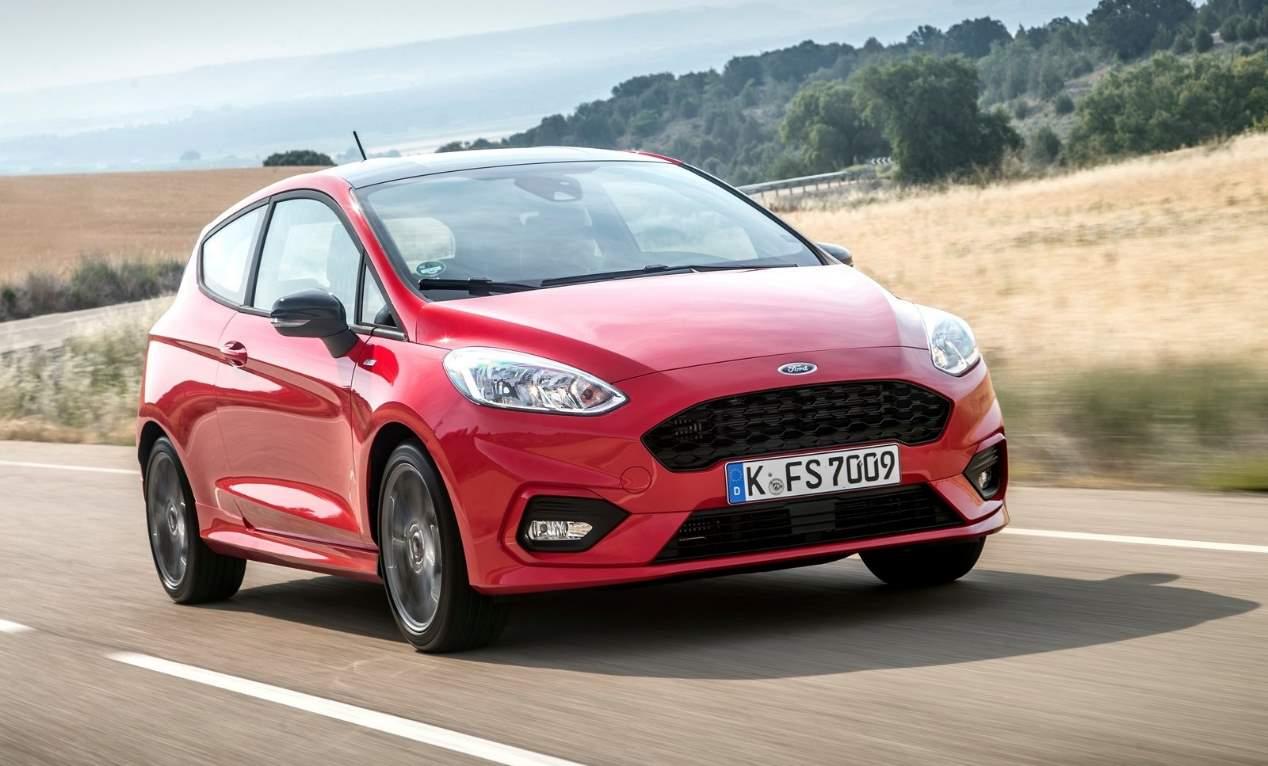Ford presenta los Fiesta y Focus híbridos con sistema de 48V:  Llegarán en 2020