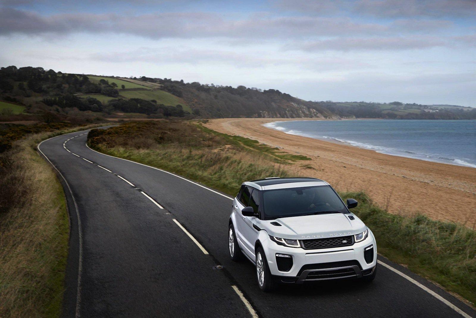 Land Rover finalmente consigue detener la producción del clon chino del Evoque