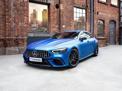 Performmaster lleva al Mercedes-AMG GT 63 S hasta los 740 CV