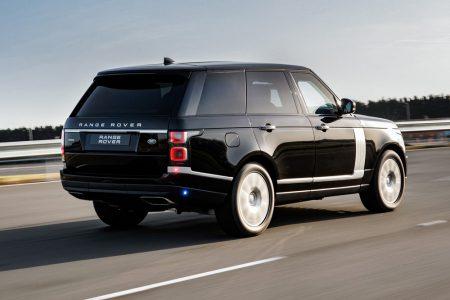 Range Rover Sentinel 2019: La opción blindada es ahora más potente