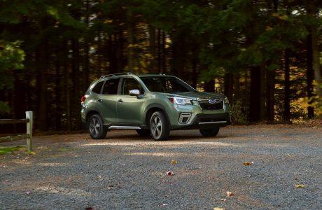 Subaru XV y Forester e-Boxer 2019: Subaru apuesta también por los coches híbridos