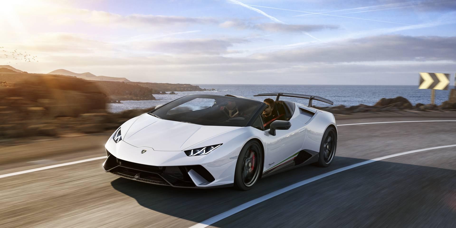 Ya puedes comprar un Lamborghini usado garantizado directamente desde la propia compañía