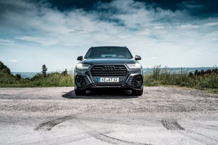 45 CV extra para el Audi Q7 50 TDI de la mano de ABT