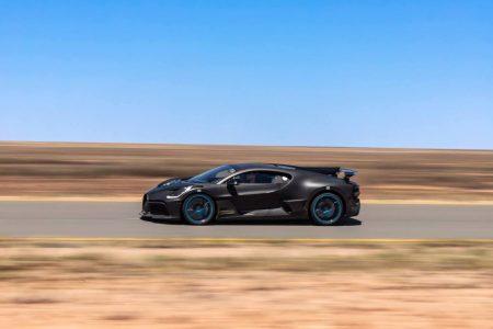 Así lucen las unidades de pre-producción del Bugatti Divo: Más radical que el Chiron