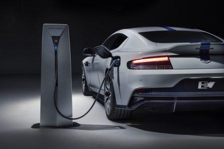Aston Martin Rapide E: El primer coche 100% eléctrico de Aston Martin sólo contará con 150 unidades