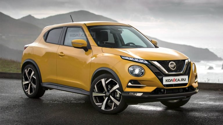 ¿Cómo será el Nissan Juke 2020? Esta recreación nos podría acercar a su aspecto