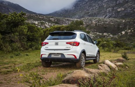 El Fiat Argo Trekking es ahora más campero: Rivalizando con el Sandero Stepway