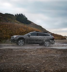 El Subaru Outback 2020 llega al Salón del Automóvil de Nueva York