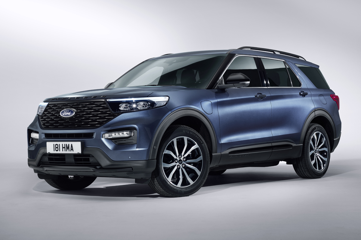 ford explorer plug in hybrid el suv vuelve a europa. Black Bedroom Furniture Sets. Home Design Ideas