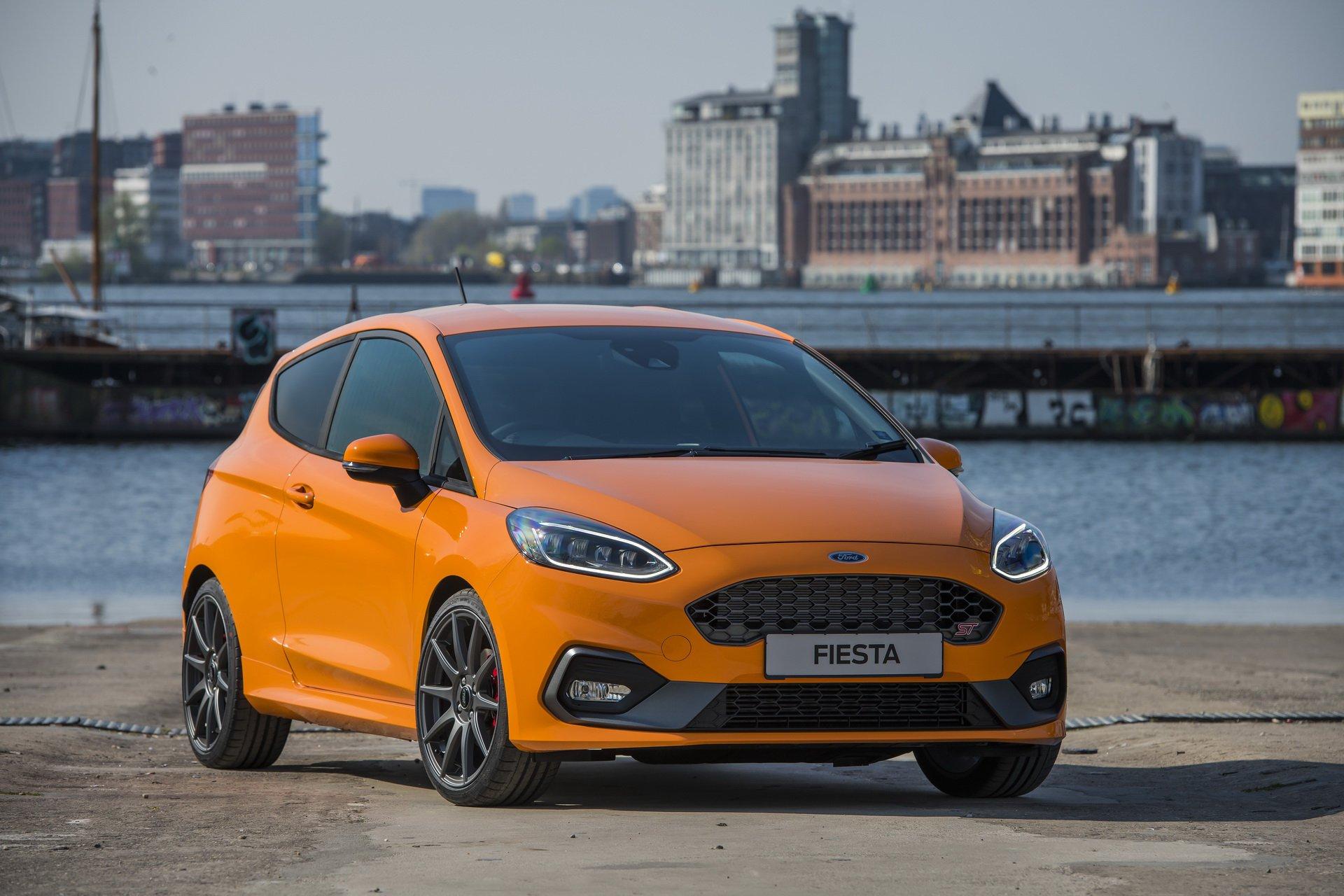 Ford lanza el Fiesta ST Performance... pero sólo para Reino Unido