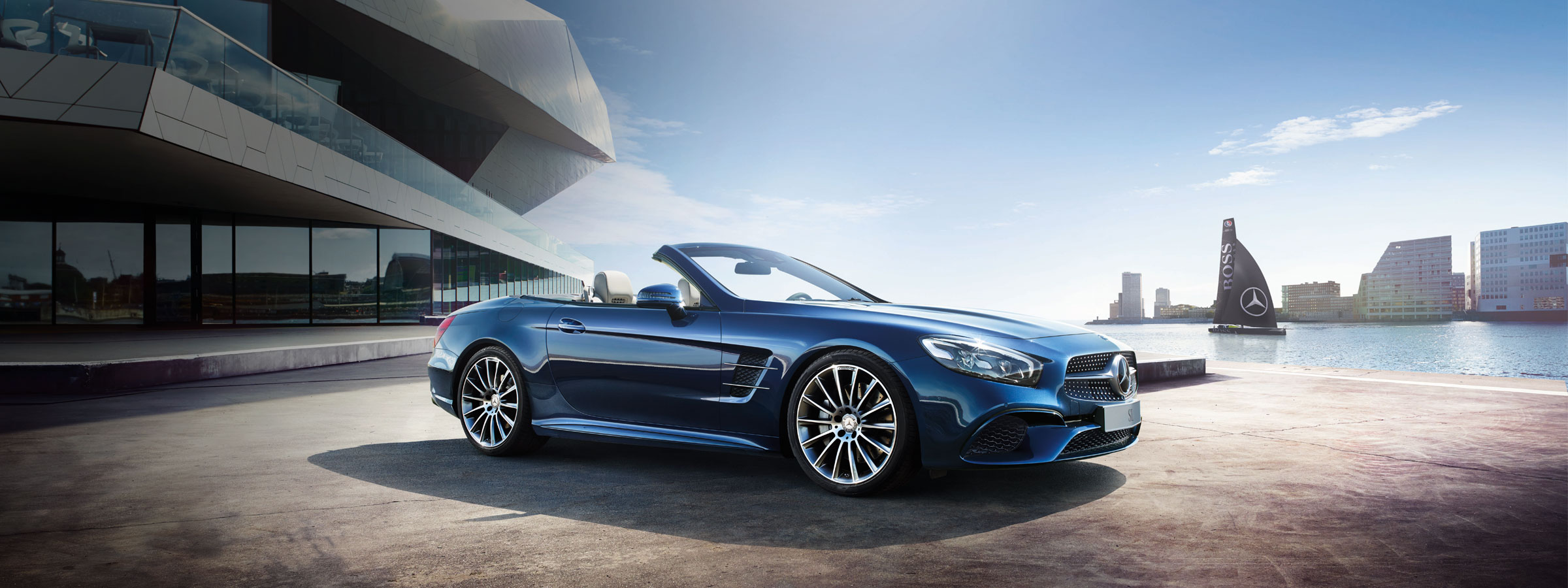 Habrá un nuevo Mercedes SL... y será mucho más deportivo que el actual