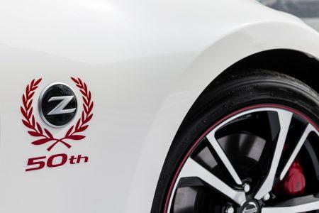 Nissan 370Z 50 Aniversario 2019: Homenaje al Datsun 240Z... que sólo se comercializará en EEUU