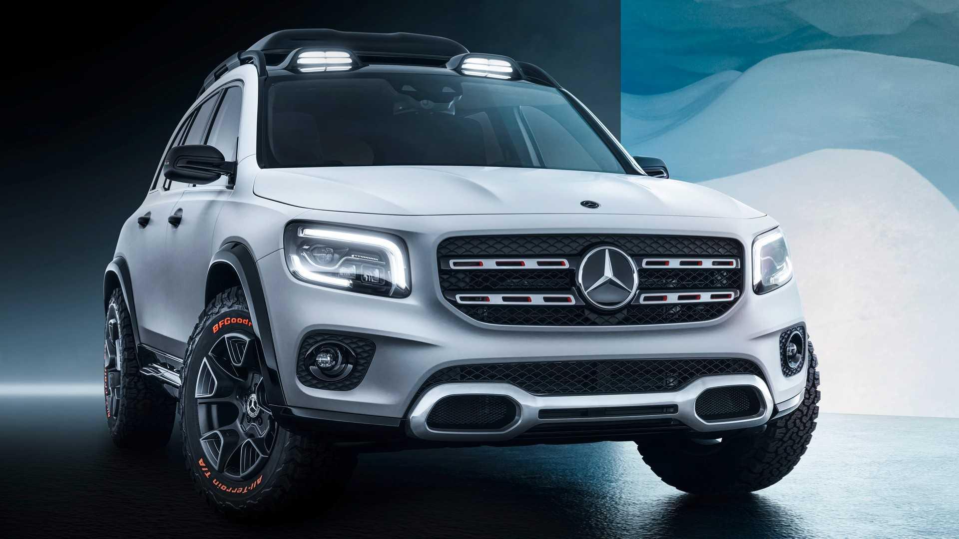 Habrá un Mercedes GLB más radical: primeros detalles