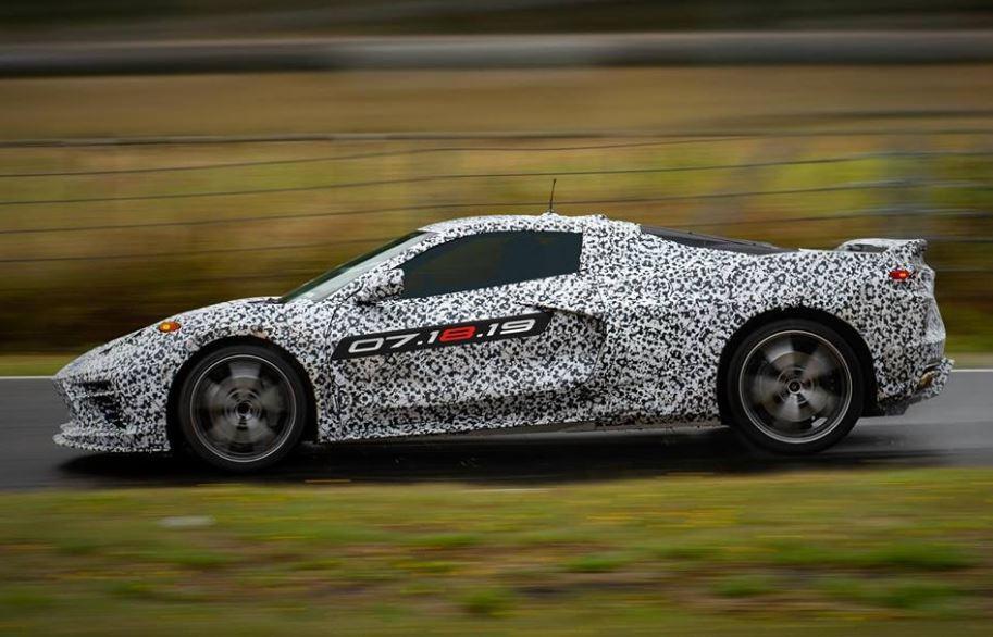 Oficial: el nuevo Corvette debutará en julio, ¡ya tenemos fecha!