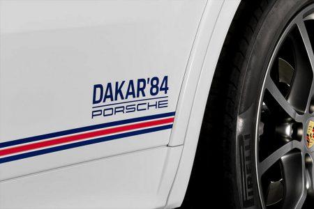 Porsche Cayenne Dakar 84: Un guiño a la primera victoria en el Dakar