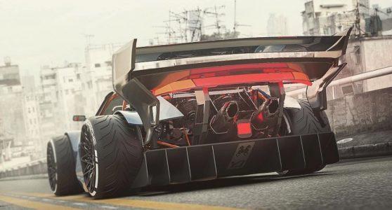 Un taller francés está construyendo un Porsche 911 con motor V8 HEMI delantero