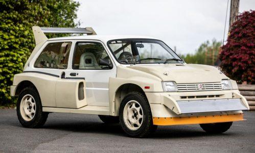 Ahora puedes hacerte con un MG Metro 6R4 del Grupo B, aunque no será nada barato