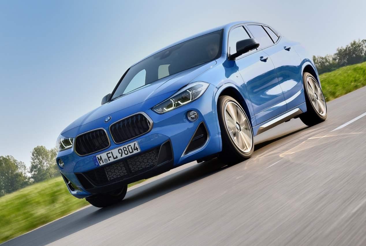 BMW X2 M35i: La versión más deportiva llega desde los 58.050 euros