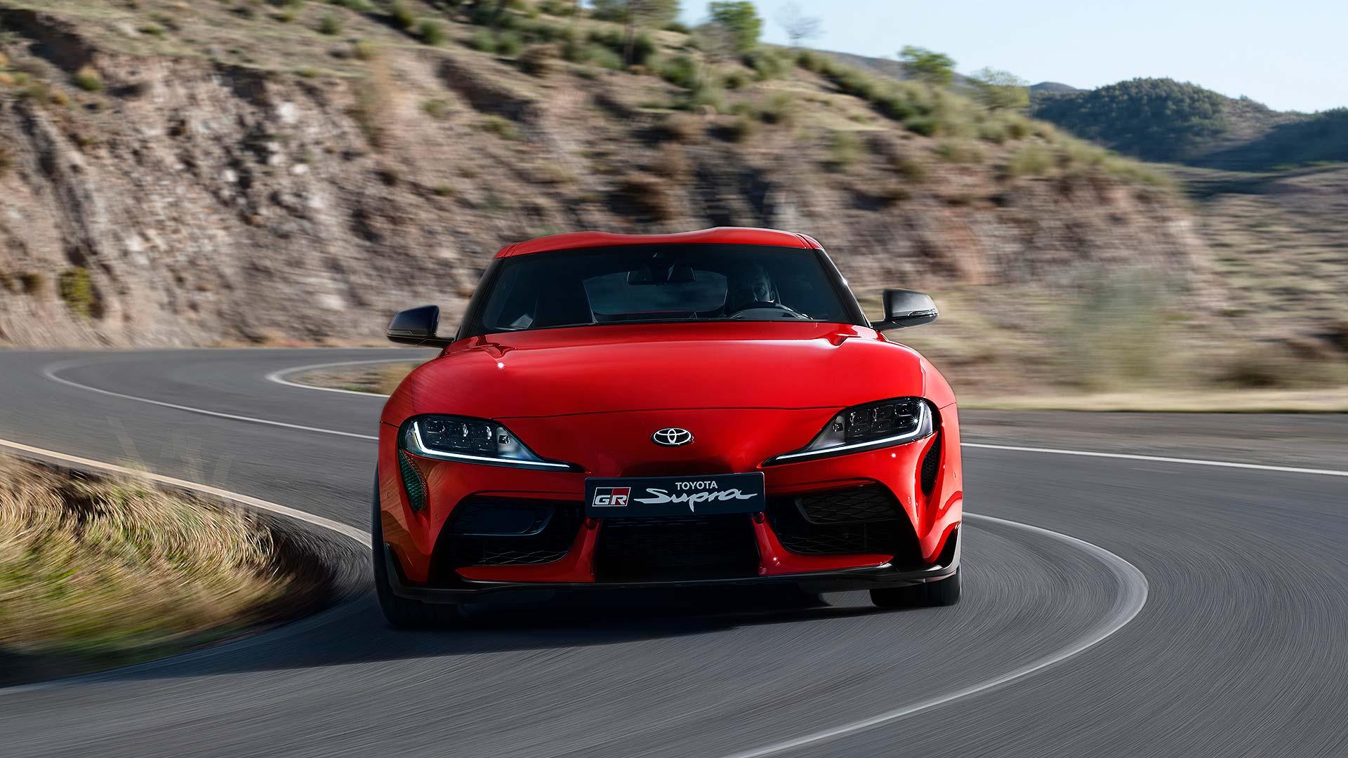 El Toyota Supra tendrá una versión más potente... y habrá sorpresa