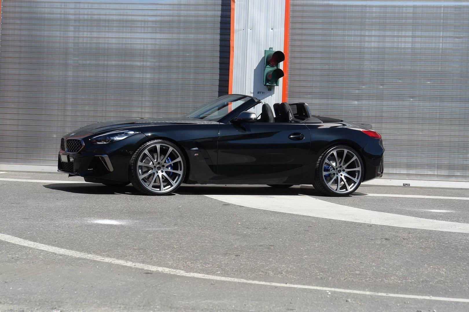 Dahler también pone las manos sobre el BMW Z4 (G29): ¡408 CV de potencia!