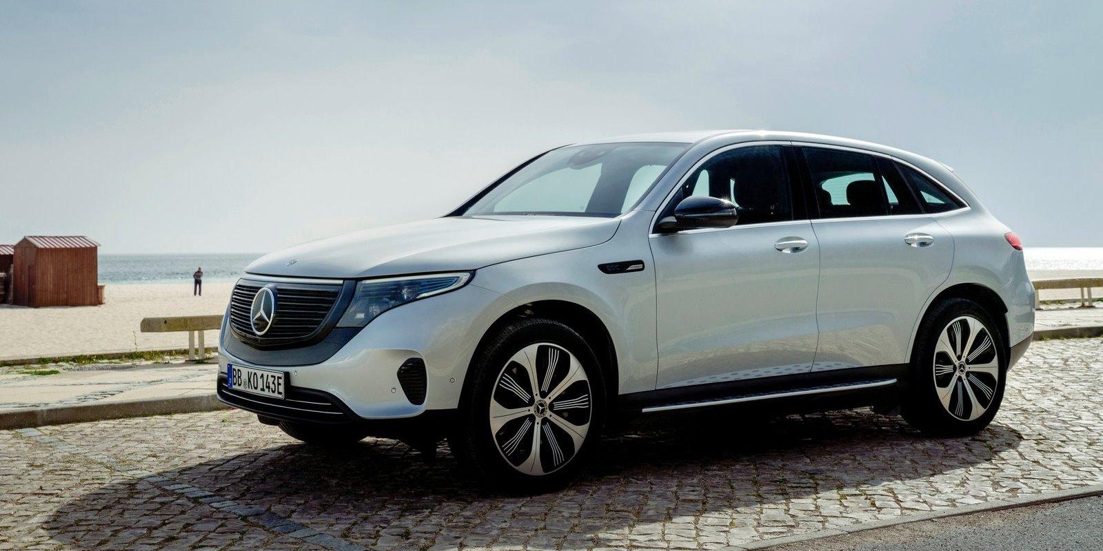 El Mercedes EQC ya tiene precio en España: Desde 77.425 euros... más barato que el e-tron