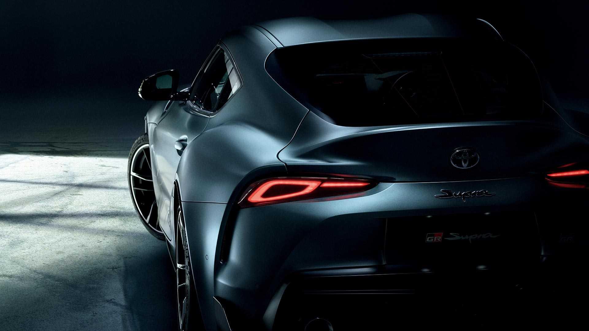 El súper Toyota GR Supra llegará pronto: híbrido y muy potente