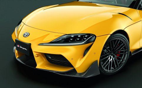 ¡Espectacular! Así luce el Toyota Supra TRD con un kit de carrocería en fibra de carbono y llantas de 19 pulgadas