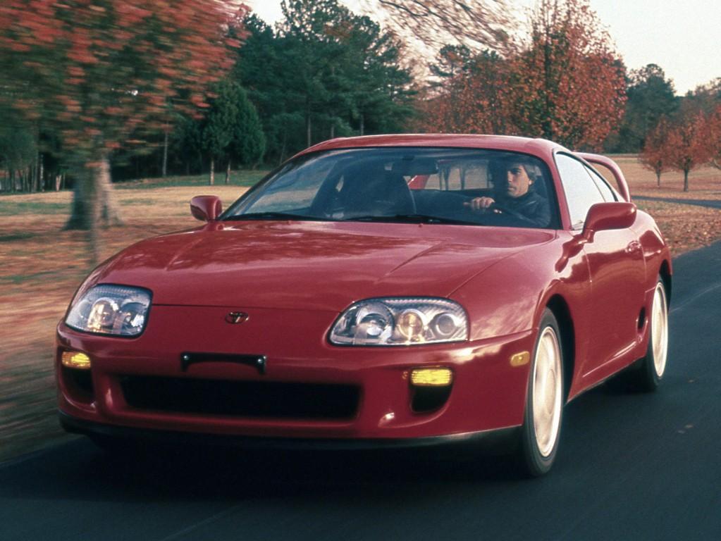 GR Heritage Parts Project: Toyota vuelve a fabricar piezas para los Toyota Supra Mk3 y Mk4