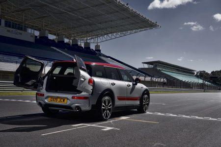 Más de 300 CV y tracción 4x4 para los MINI John Cooper Works Countryman y Clubman 2020