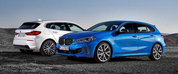 Oficial: El BMW Serie 1 2020 llega con tracción delantera y hasta 306 CV de potencia