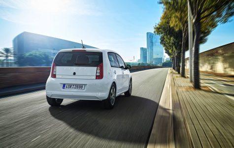 Skoda Citigo-e iV: Un modelo 100% eléctrico con 265 km de autonomía