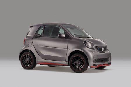 smart EQ fortwo Ushuaïa Limited Edition: 75 unidades muy caras... y exclusivas
