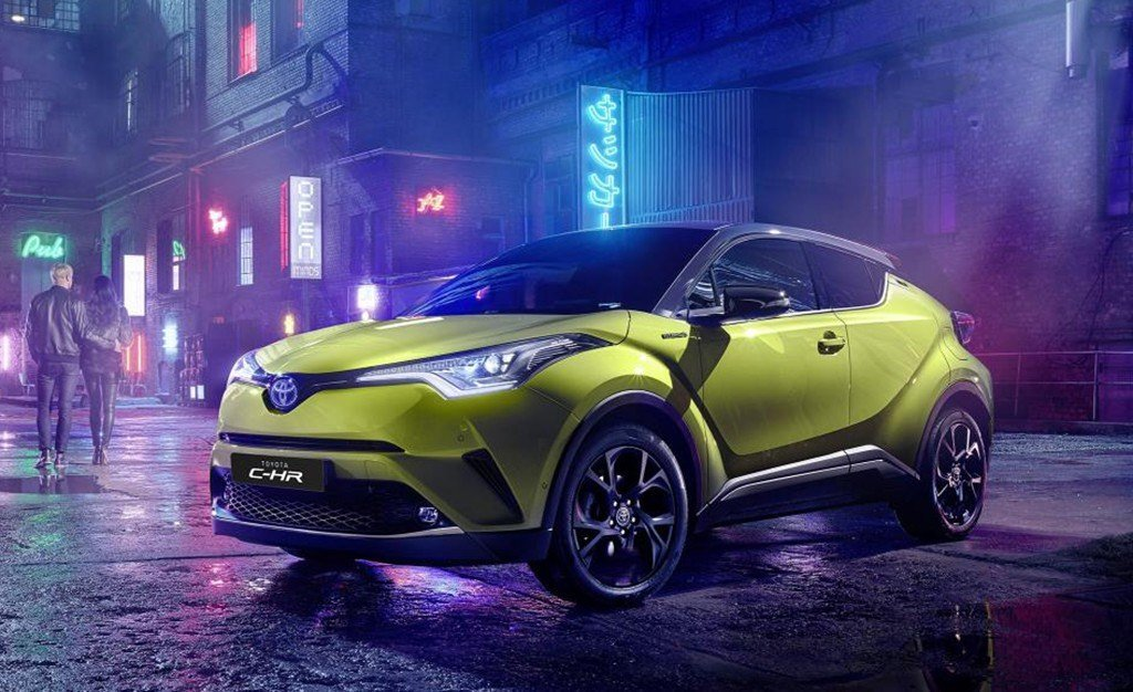 Toyota C-HR 'Limited Edition': Sólo 150 unidades en España