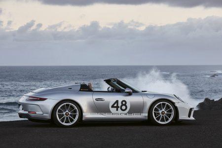 ¡Una locura! Ya conocemos el precio del Porsche 911 Speedster para España
