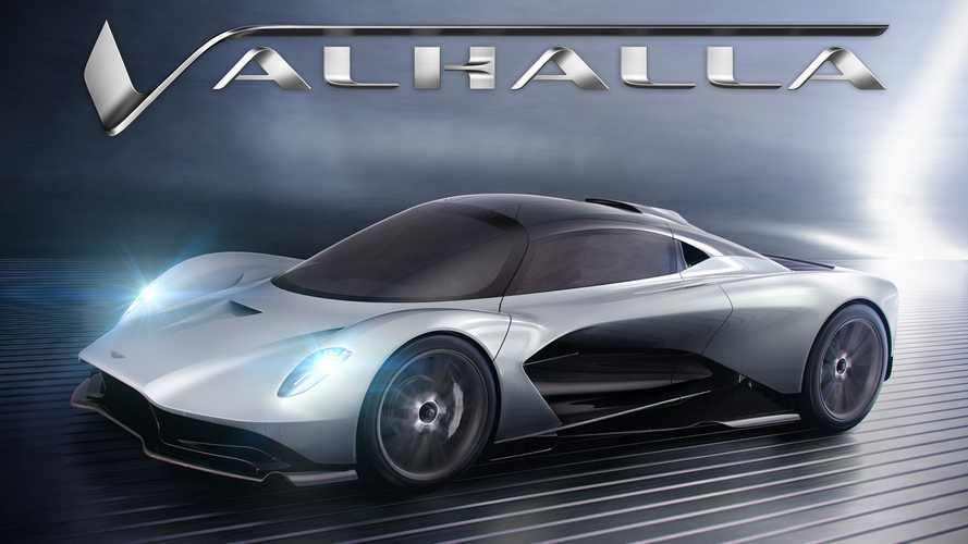 Aston Martin Valhalla: el RB003 se materializa y llegará muy pronto