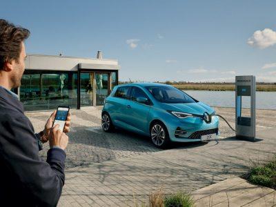El nuevo Renault ZOE estrena diseño y hasta 390 kilómetros de autonomía