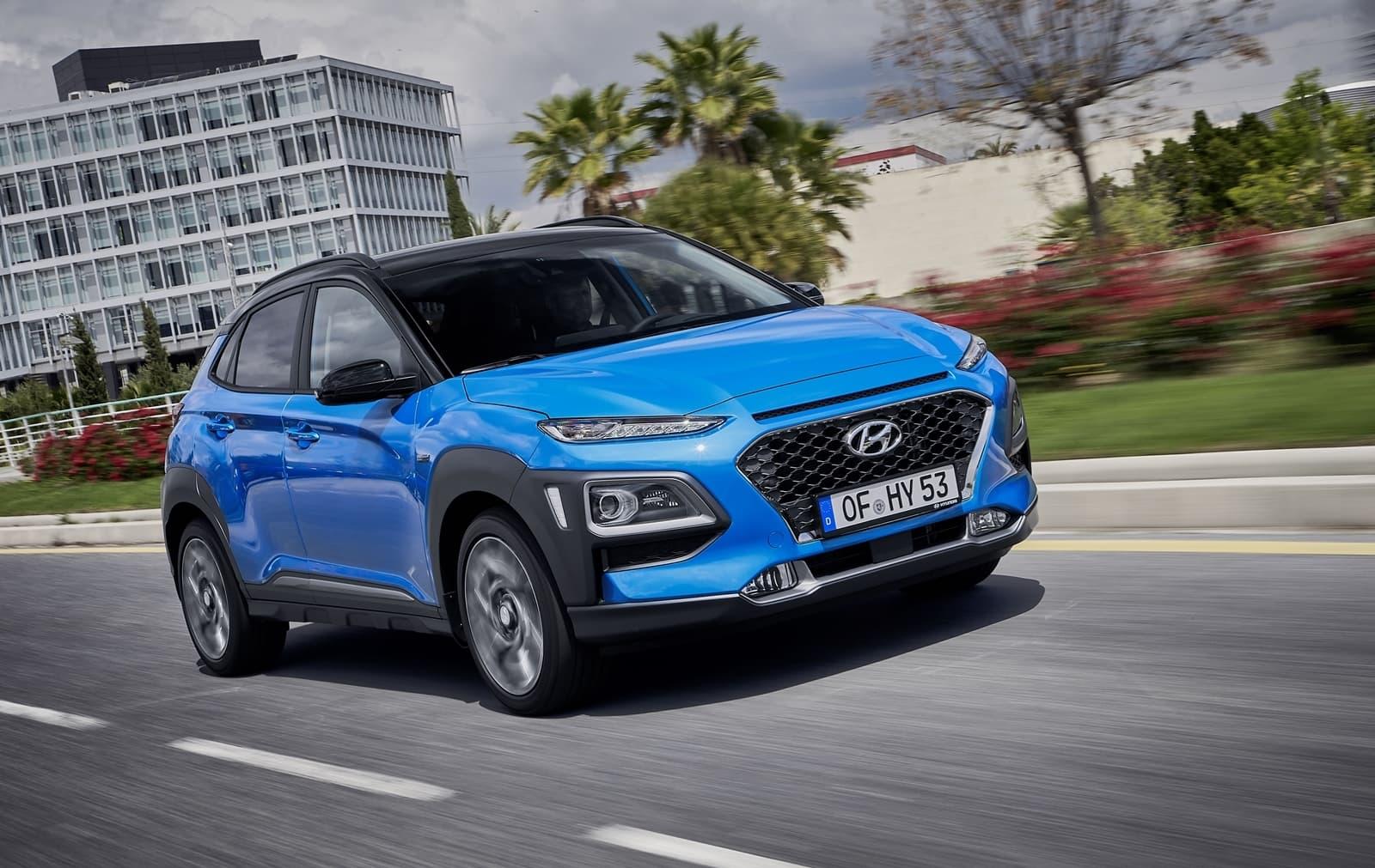 El Hyundai Kona Hybrid llega a España desde 26.190 euros