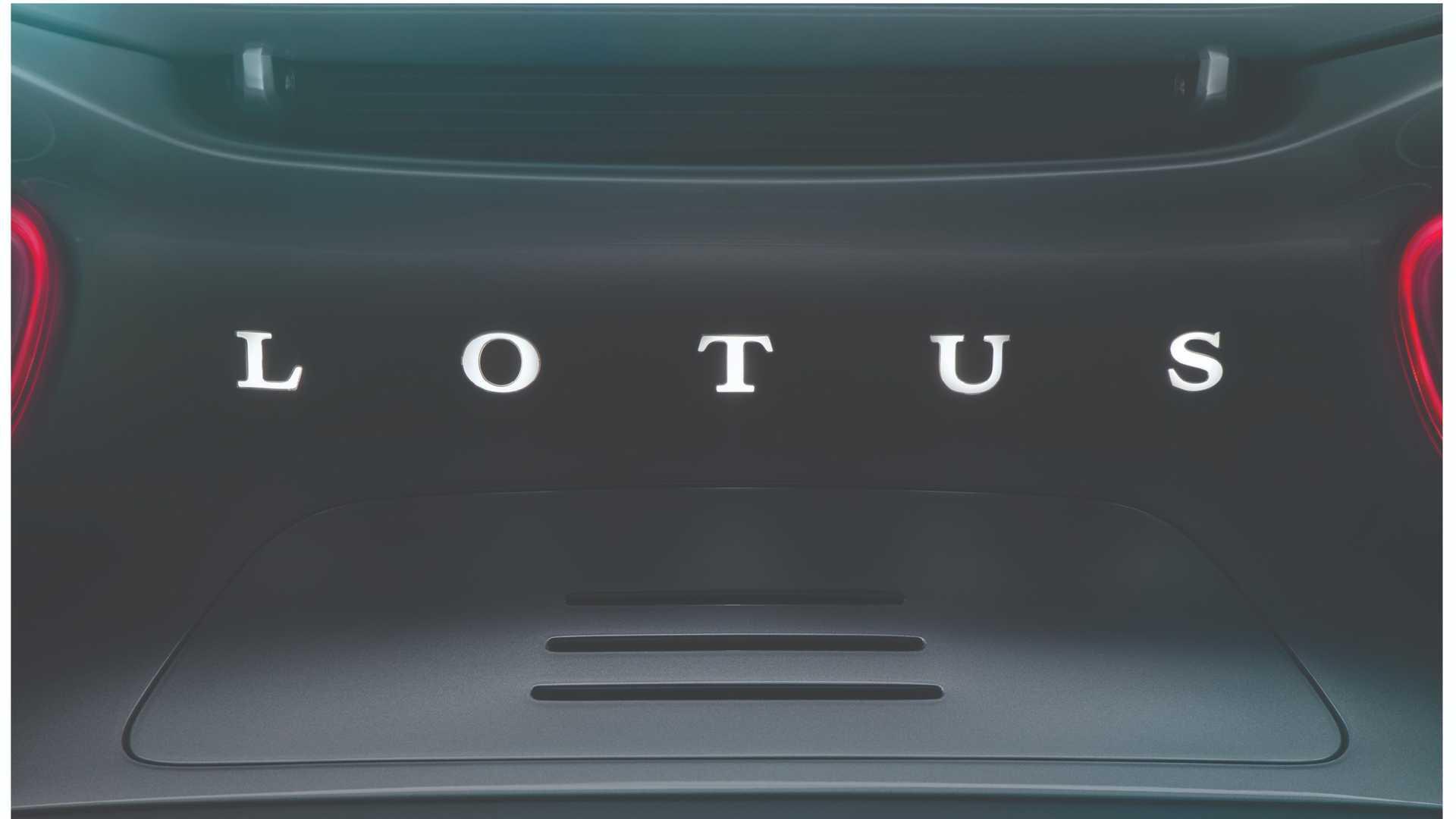 Lotus Evija: así se llamará el súper exótico británico